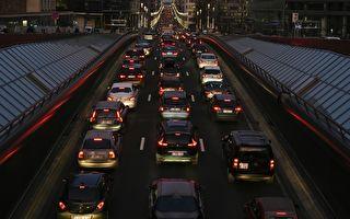 外来人口多 布鲁塞尔成欧洲塞车之都