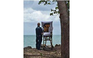臨終婦想看海 澳洲救護車繞路償夙願