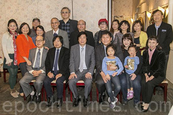 台中-库市友谊城市协会换届 陈安南任会长