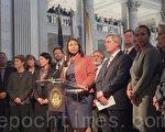 舊金山市長李孟賢去世 華人感震驚
