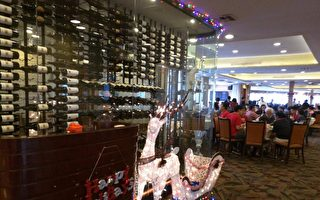 圣诞节 唯华人商场现人潮