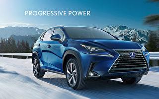 日系美學設計代表作——2018 Lexus NX