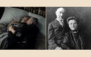 《鐵達尼號》中相擁而逝的老夫婦 真實故事更催淚