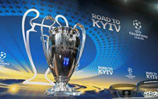 欧冠16强:巴黎挑战皇马 巴萨遭遇切尔西