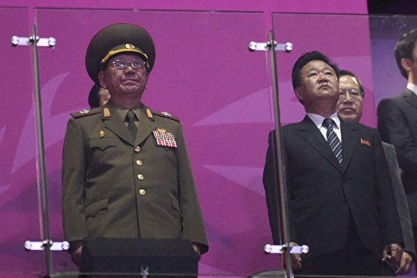 黃炳誓被撤職金元弘入獄 朝鮮又一輪大清洗?