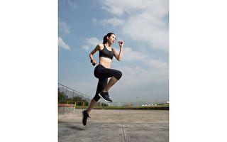 混血美女跑者雷理莎 克服壓力「為自己而跑」