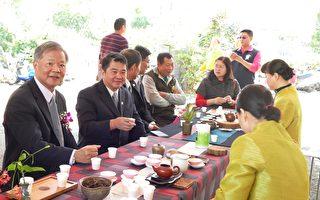 结合竹茶文化 民俗信仰联谊推在地产业文化