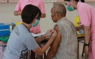 高风险慢性病患应尽速接种流感疫苗