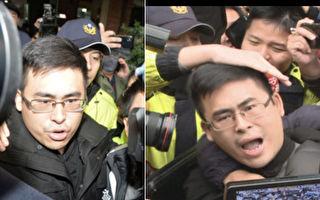 挺統促黨、愛同會 王炳忠抗台太陽花成名