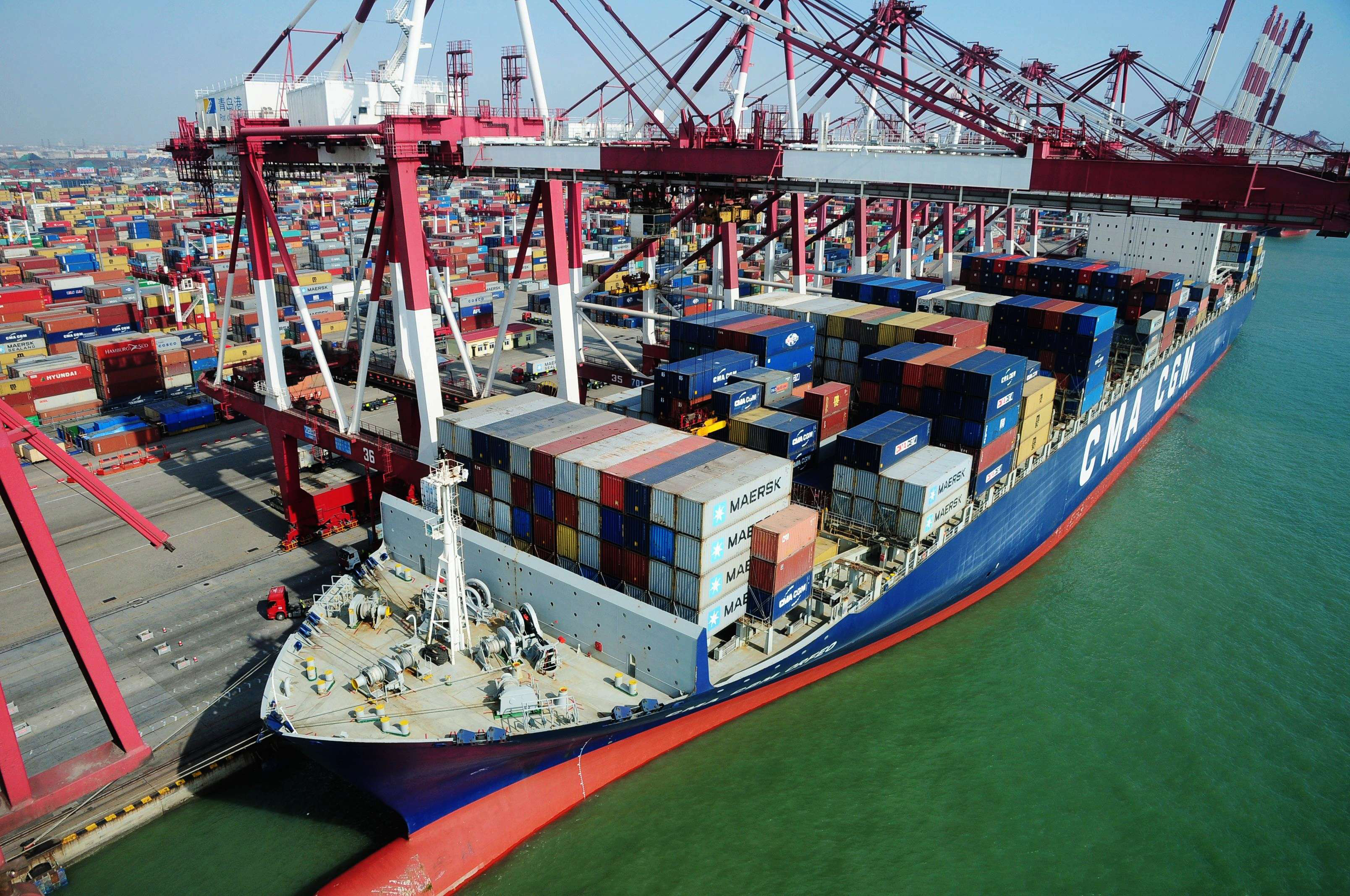 內需低迷 中國5月進口大跌