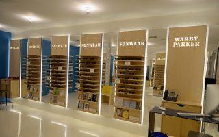 看護學童視力 市府免費配兩萬副眼鏡