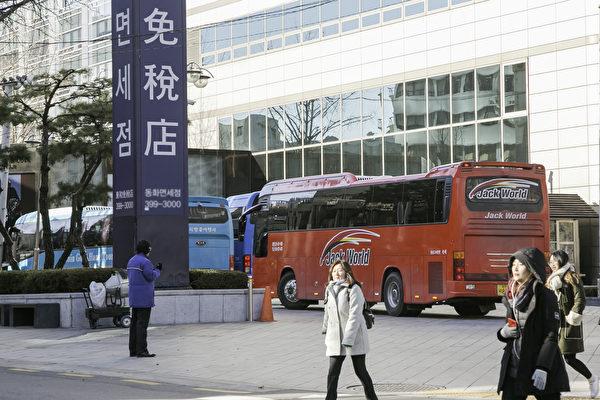 因薩德停滯九個月後 陸旅遊團首赴韓觀光