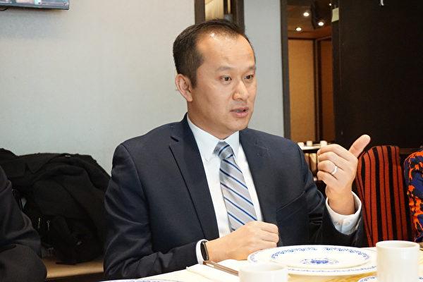 華諮處新總裁劉國華:履行使命服務移民