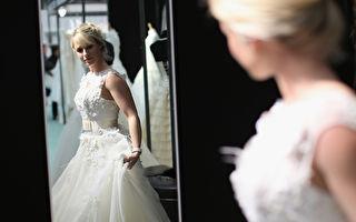 愛心裁縫師發願搶救婚紗 去除60位準新娘婚禮的惡夢