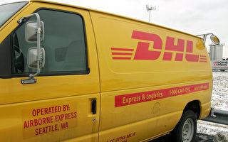 每分鐘37個包裹 DHL聖誕季遞送量史上最高