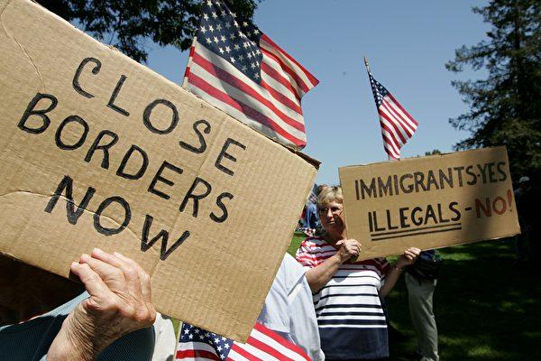 白宫:近10年美国亲属移民高达930万