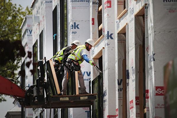 美11月新屋銷售創10年新高 逾73萬棟