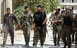 美领导联军收复97%被IS占领伊叙土地