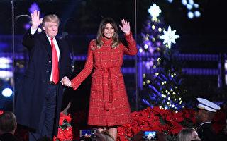 川普致電海外部隊:美國自豪地說聖誕快樂