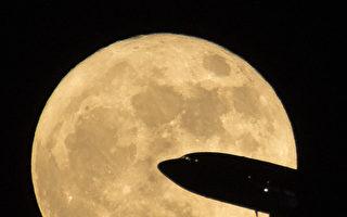 組圖:抬頭看!超級月亮在全球各地登場