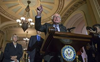 參院指稅改法案有違規條款 眾院週三再投票