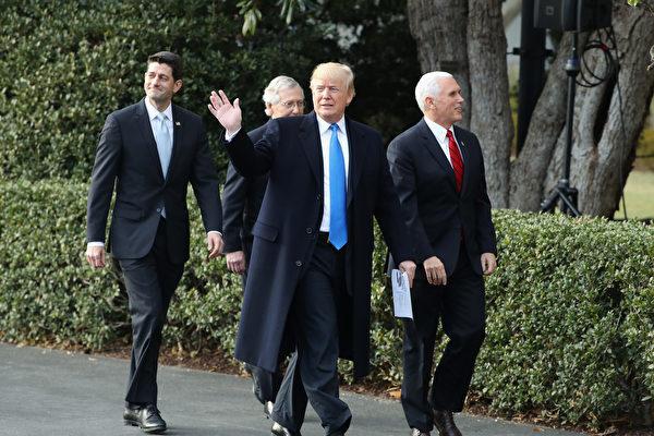 川普:没有美墨边境墙就没有DACA