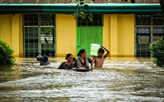 菲女子被山洪冲入大海 四天漂流900公里获救