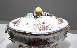華美的塞弗爾「法國宮廷瓷器」 日本巡展