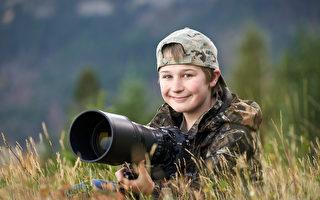 加拿大12歲天才戶外攝影家再獲國際大獎
