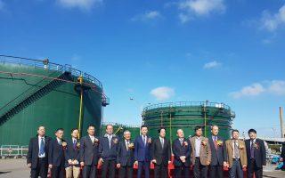 廢油庫打造基地 賴揆:全力支持新竹科技廊帶