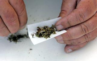 大麻合法化? 六成民众不赞成