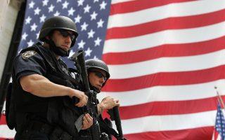 節假季防恐襲 紐約交通安保升級