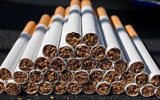 新維兩州查獲數百噸非法煙草 稅值超8400萬