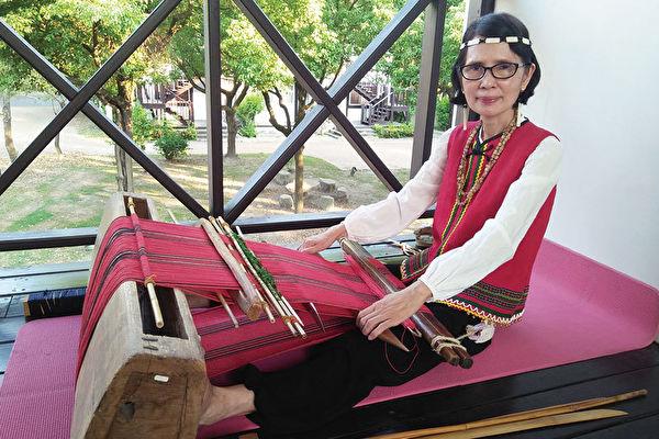編織祖孫情 賽德克傳統織布技藝再現
