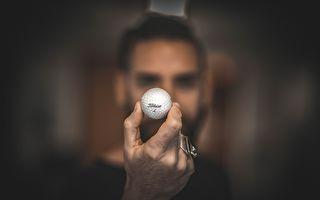 捡球捡成千万富翁 美国男子令人惊讶