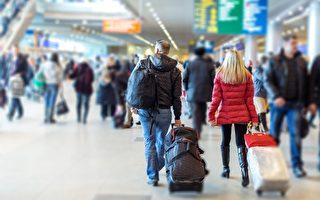 12月21日皮爾遜機場迎13萬乘客 出行最好多預留時間