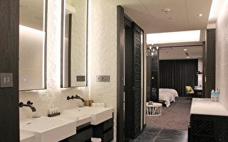 衛浴品牌JUSTIME 客製化水龍頭力挺精品旅館