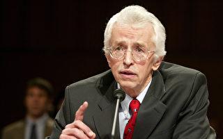 曾經考察該國核設施七次的美國史丹佛大學教授暨頂尖核武科學家赫克(Siegfried Hecker)認為,該國有意透露其核武機密。(STEPHEN JAFFE/AFP/Getty Images)