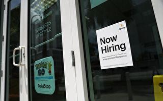 3月份亚省新增3.7万份工作