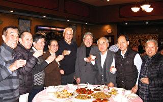 波城僑界歡迎劉志攻代表來訪