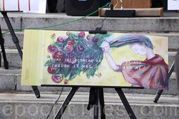 公交变身画廊 旧金山Muni展览诗画作品