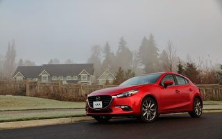 车评:稳定行车的保证 2018 Mazda3 Sport GT