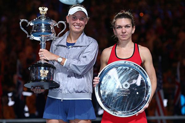 沃兹尼亚奇勇夺澳网女单冠军 创丹麦历史