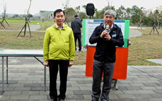 大甲閒置土地綠美化 幸福運動公園5月啟用