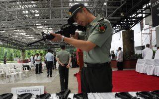 IS武器哪裡來?調查:43%中國製造