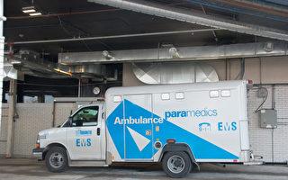 耗资1,700万元 多伦多救护车派遣系统不稳定