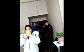 人權律師余文生連遭打壓 週六再被抄家