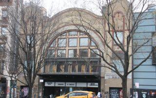 下东城百年影院落幕 将建写字楼