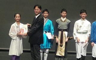明耀之星传递传统文化 参赛者演绎中国古典舞精髓