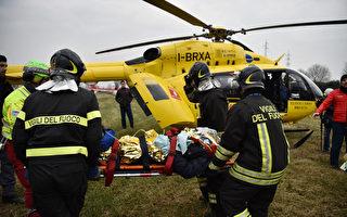 【快讯】米兰附近火车脱轨 至少3死100人伤